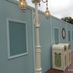 Dining in Disneyland: Jolly Holiday Bakery Construction Update