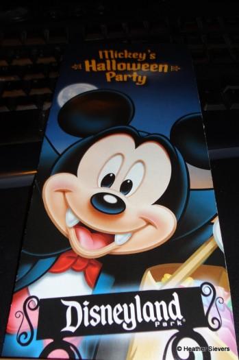 Mickey's Halloween Party | the disney food blog