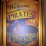 Review: Disney World Pirates and Pals Fireworks Voyage