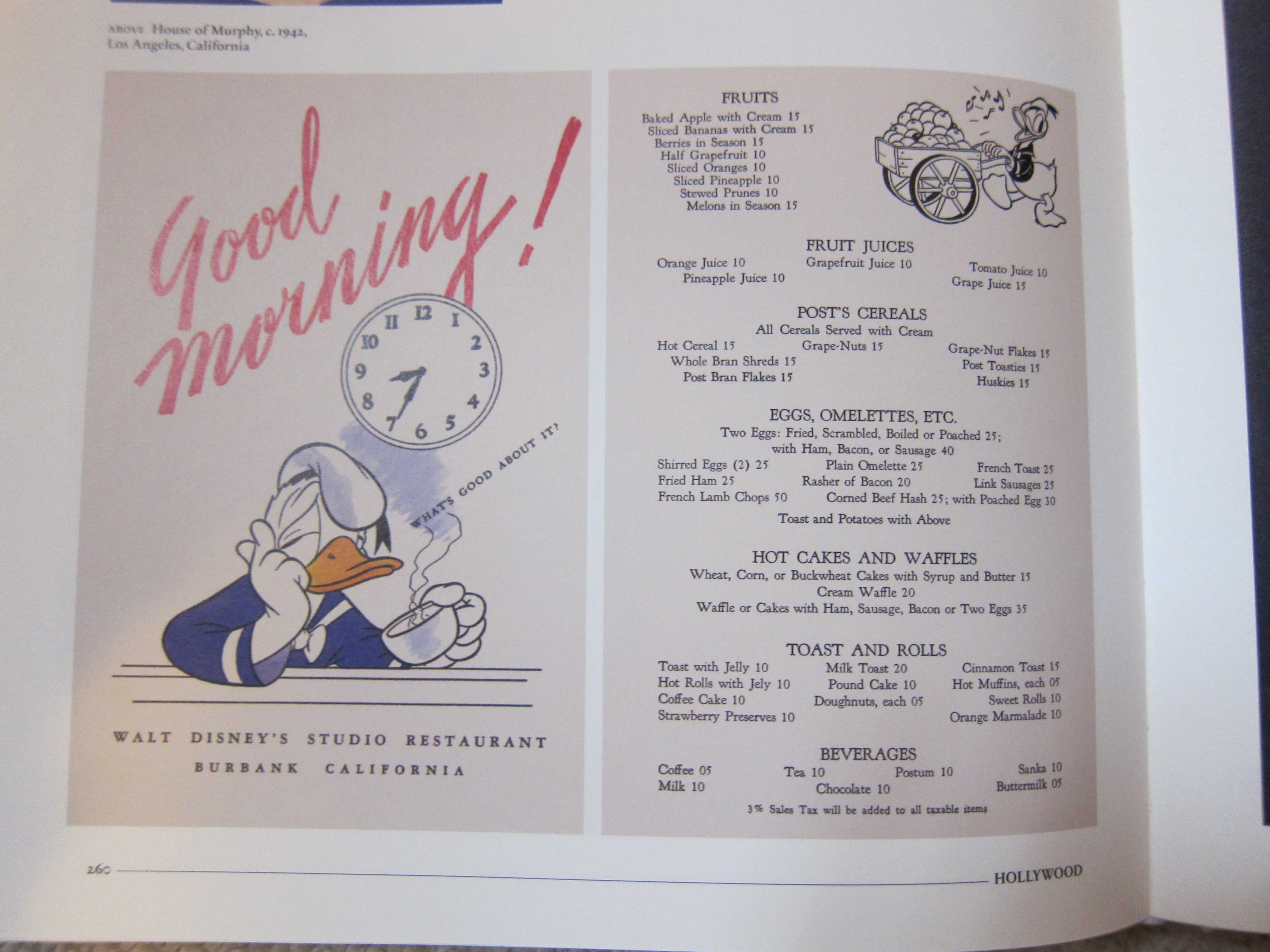 disney food history   the disney food blog