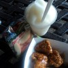 New Boneless Chicken Wings at Mr. Kamal's and Froze