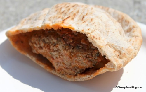 It's Always Fun to Try New Things, Like the Kefta Pocket
