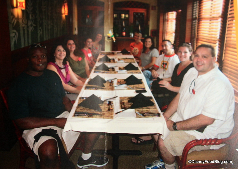 Review Dine With An Imagineer Opportunity At Disney S