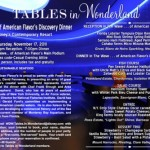 Tables in Wonderland: November 2011 Event