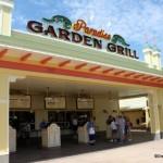 Dining in Disneyland: Paradise Garden Grill