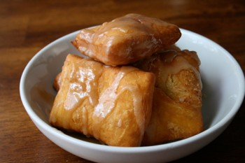 Club 33 Pumpkin Beignets (photo courtesy Disney)