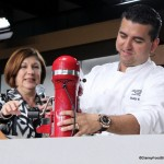 Review: Cake Boss Buddy Valastro's Culinary Demo at the Epcot Food and Wine Festival