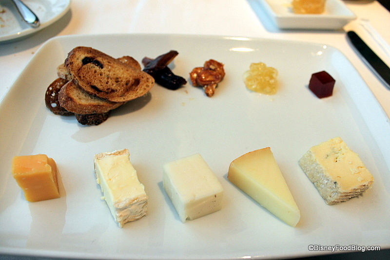 Cheese Plate & Disney World Cheese Plate Gallery   the disney food blog