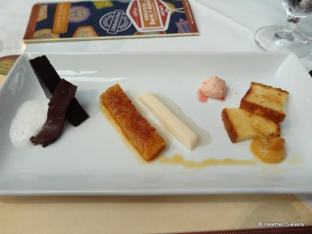 Scent Demonstration Dessert Trio