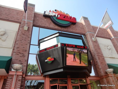 Get the DFB NewsletterSTAY CONNECTEDDining in Disneyland: ESPN Zone Review