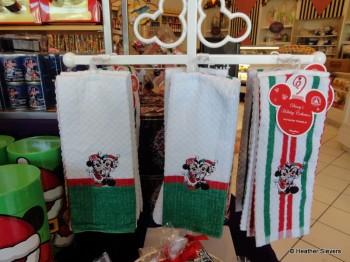 Holiday Dish Towels