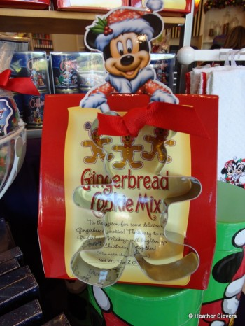 Gingerbread Cookie Mix Set