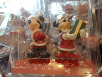 Mickey & Minnie Salt and Pepper Shakers