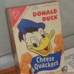 Disney Food History: Vintage Donald Duck Eats n' Treats