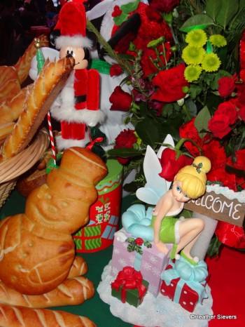 Snowman Sourdough Loaf