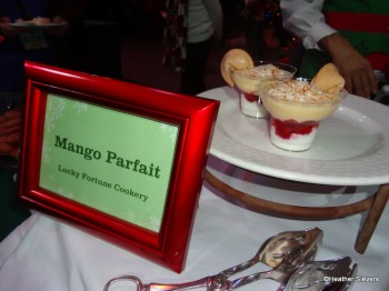 Mango Parfait from Lucky Fortune Cookery