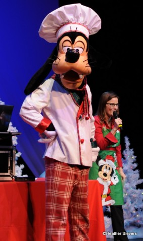 Holiday Chef Goofy