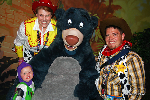 Mickey's Not-So-Scary Halloween Party  = Costumes Galore!