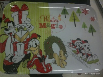 Mickey & Friends Serving Tray/Platter