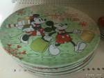 Small Mickey & Minnie Plates