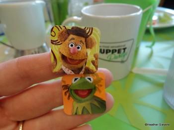 I'm Half Fozzie Half Kermit!