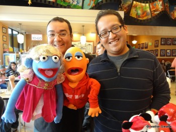 Muppet Puppeteers