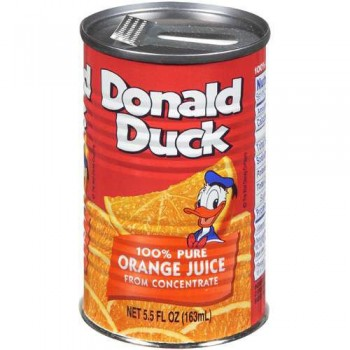 Donald Duck Orange Juice