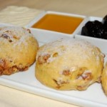 WDW Swan and Dolphin Recipe: Pumpkin Biscuits with Spiced Candied Walnuts