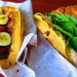 New! Waffle Sandwiches at Magic Kingdom's Sleepy Hollow