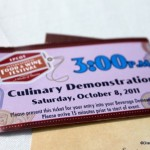 Best Values at the Epcot Food and Wine Festival: Seminars and Demonstrations