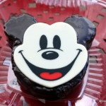 Snack Series: Mickey Face Cake and Yet Another S'mores Cupcake