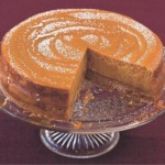 Recipe: Baked Pumpkin Cheesecake