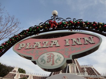 Plaza Inn, Main St. USA