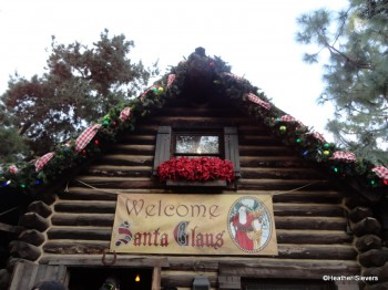 Santa's Cabin at Big Thunder Ranch