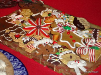 More Cookies for Santa