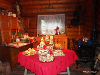 The Cabin's Kitchen