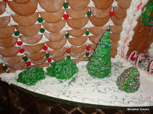 Christmas In Disneyland Santa S Cabin Amp Storytellers Cafe