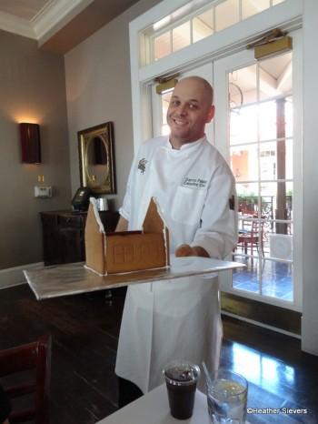 Chef Darrin