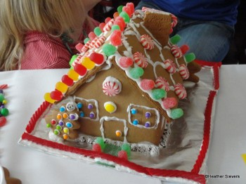 Gingerbread House 1