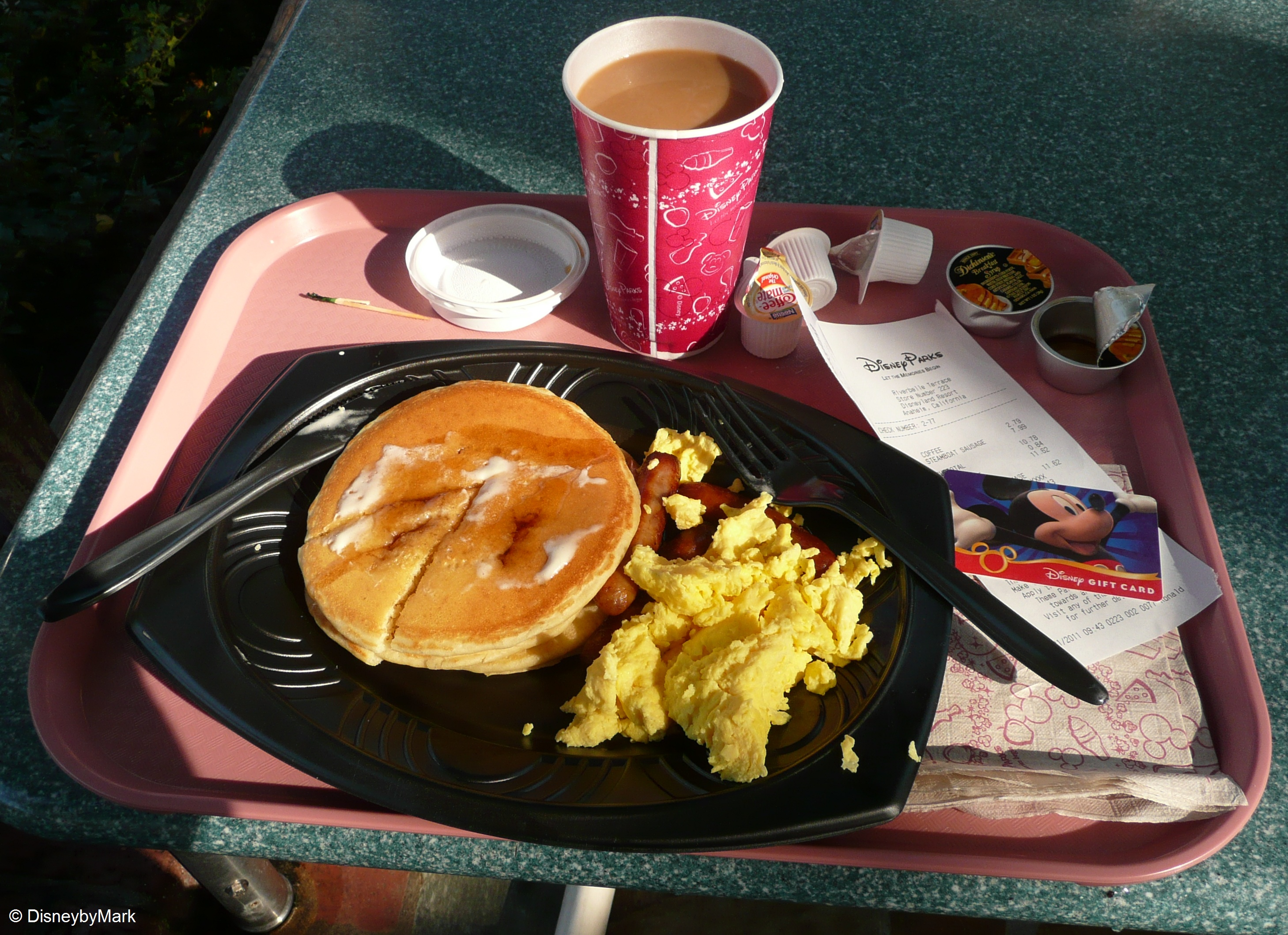 Guest Review Breakfast At Disneyland S River Belle