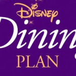 News! Disney Dining Plan Price Increase