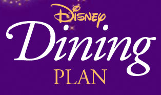 The Disney Dining Plan