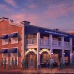 News! 2012 Opening for Ghirardelli Soda Fountain at Disney California Adventure