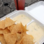 "Chips and Queso ""To Go"" at La Cava del Tequila"