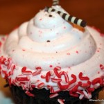 Guest Review: Contempo Cafe's Chocolate Peppermint Cupcake