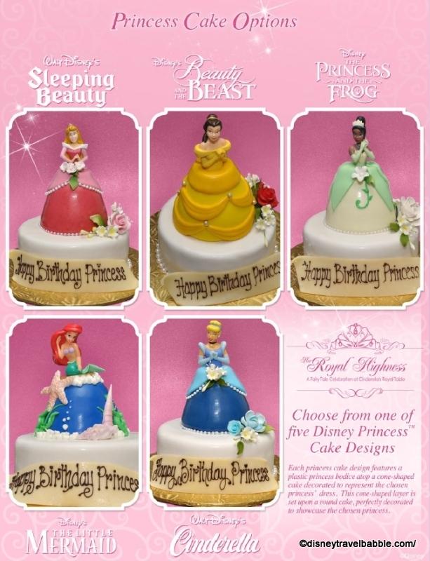 Cinderella Cake Crt