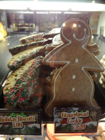 Holiday Biscotti & Gingerbread Cookies