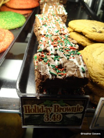 Holiday Brownies