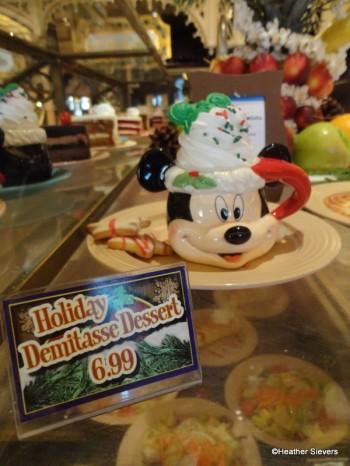 Holiday Dematisse Dessert Cup