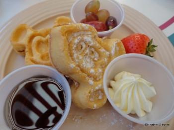Mickey's Junior Waffles